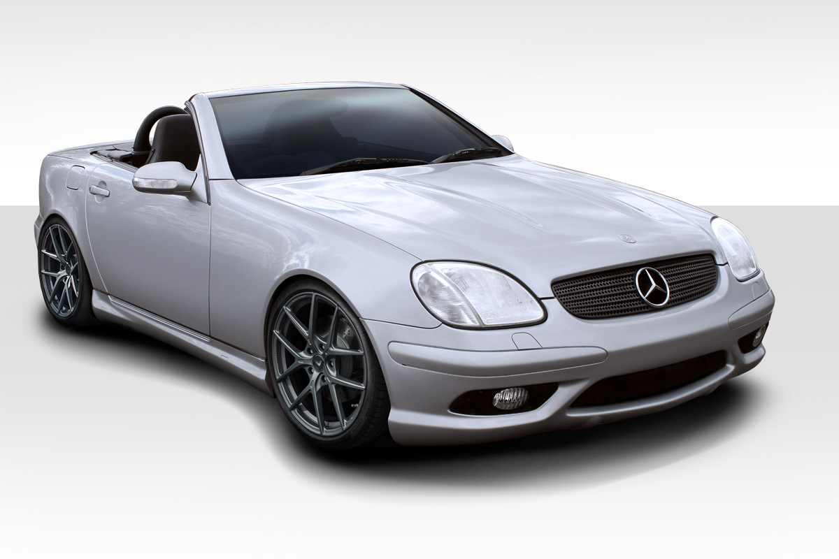 98 04 mercedes slk slk32 duraflex full body kit 112860 ebay. Black Bedroom Furniture Sets. Home Design Ideas