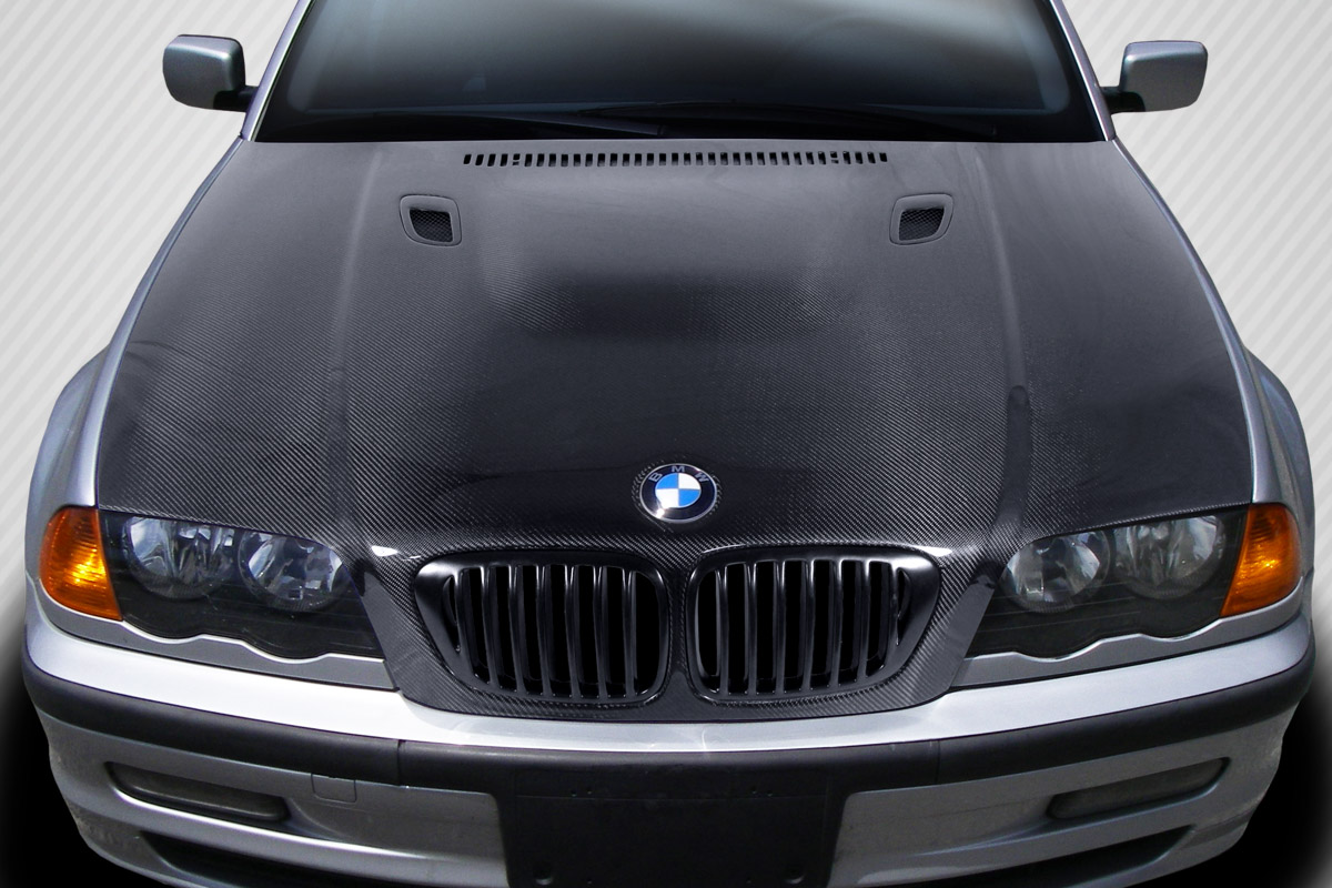 Hood Body Kit For 2002 BMW 3 Series 0