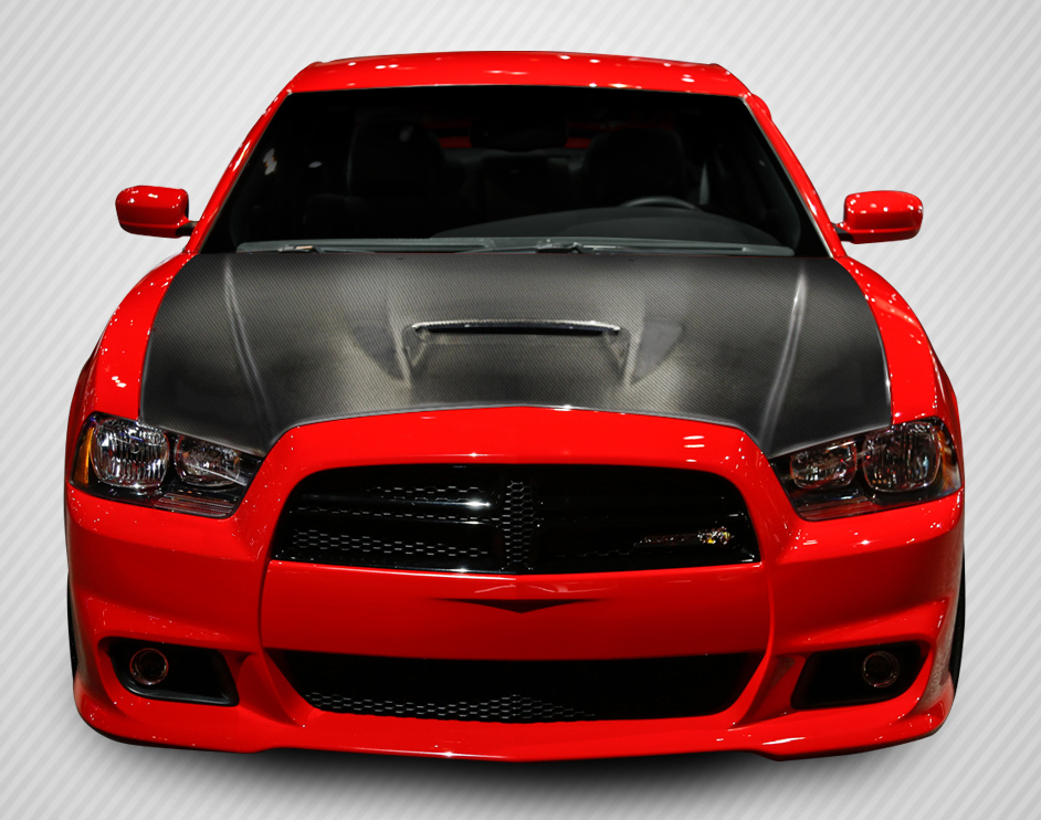 charger dodge hood carbon fiber body kit mk2 creations hoods srt2 dritech front drifter piece bumper terms copyright extremedimensions