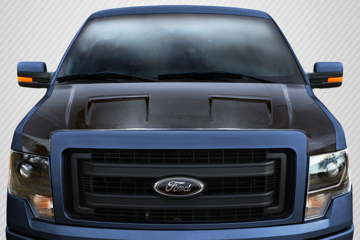 Ford F 150 Dimensions >> Welcome to Extreme Dimensions :: Inventory Item :: 2009-2014 Ford F-150 Carbon Creations DriTech ...