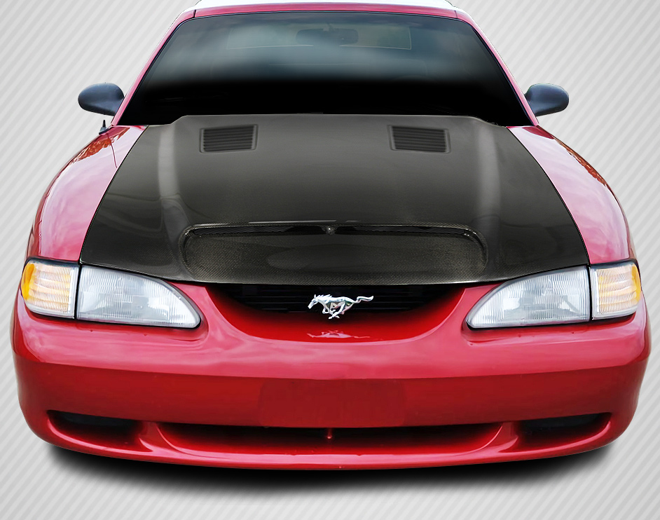 Dodge Aero >> Welcome to Extreme Dimensions :: Inventory Item :: 1994-1998 Ford Mustang Carbon Creations ...