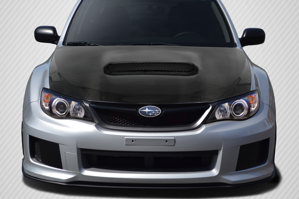 welcome to extreme dimensions inventory item 2008 2011 subaru impreza 2008 2014 wrx sti. Black Bedroom Furniture Sets. Home Design Ideas