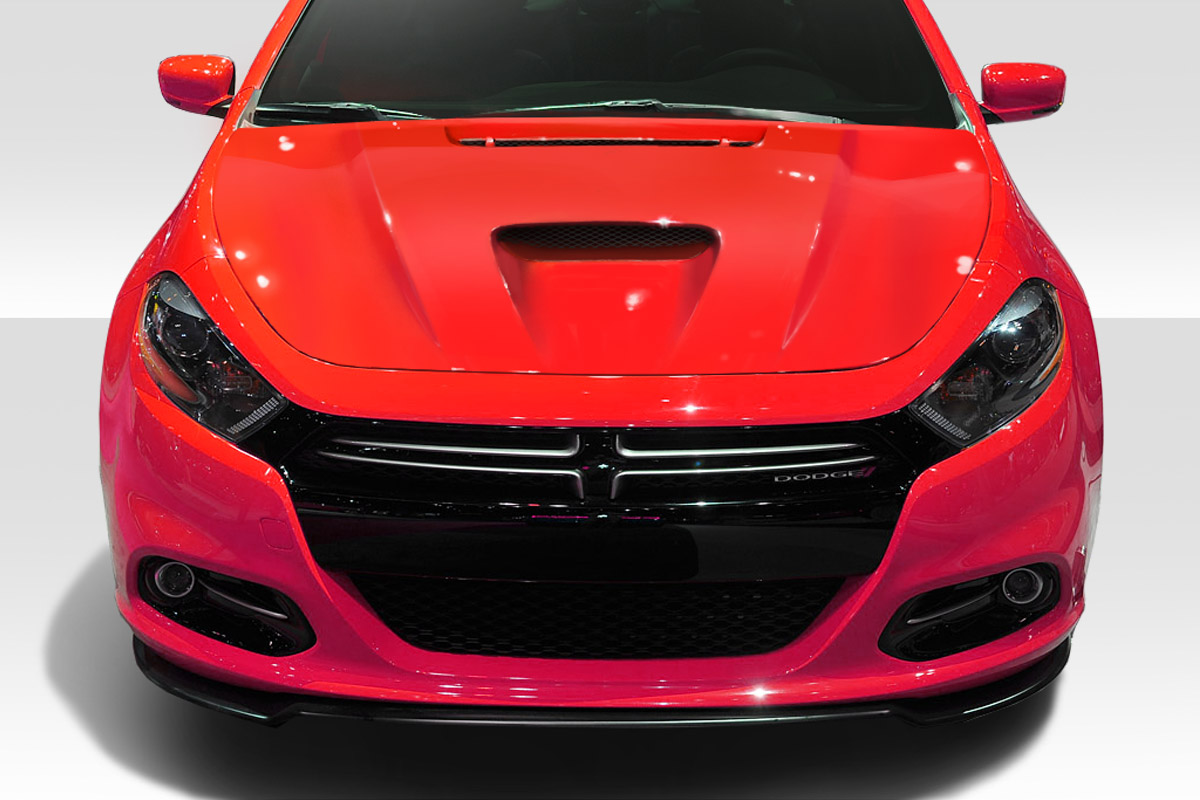 Welcome to Extreme Dimensions :: Inventory Item :: 2013-2016 Dodge Dart Duraflex MP-R Hood - 1 Piece
