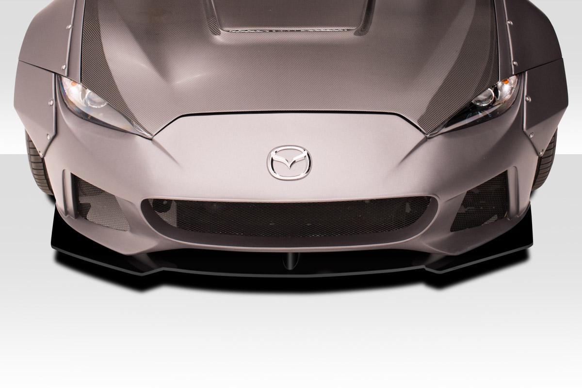 16-18 Mazda Miata Circuit Duraflex Front Bumper Lip Body Kit!!! 113046