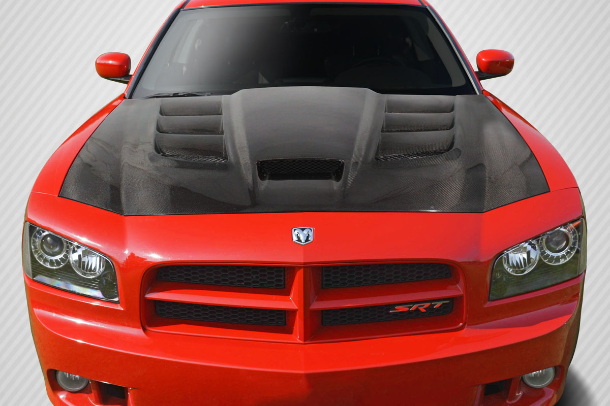 welcome to extreme dimensions inventory item 2006 2010 dodge charger carbon creations. Black Bedroom Furniture Sets. Home Design Ideas