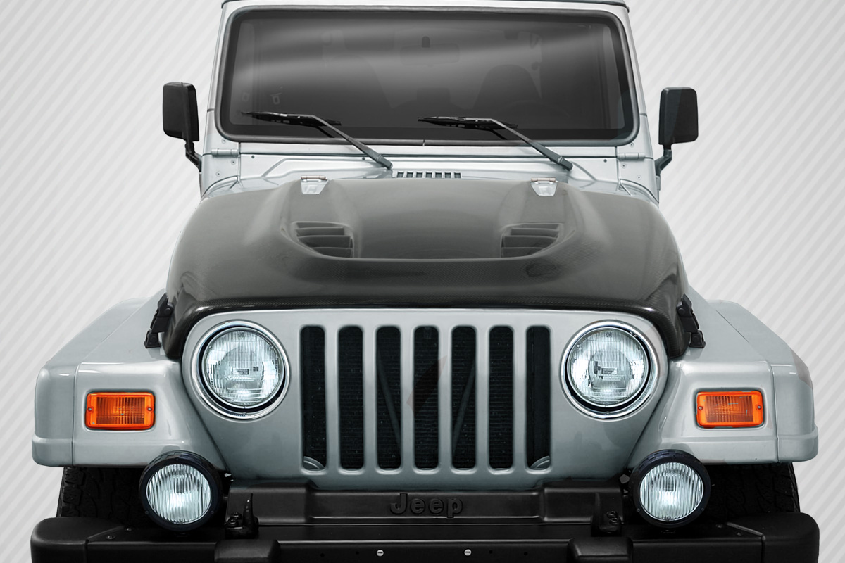 welcome to extreme dimensions inventory item 1997 2006 jeep 2006 Ford Mustang Hood