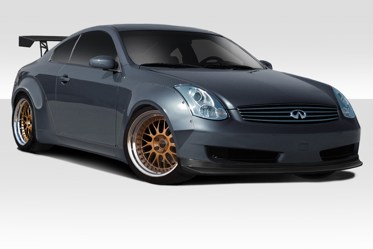 Welcome To Extreme Dimensions Item Group 2003 2007 Infiniti G Coupe G35 Duraflex Circuit