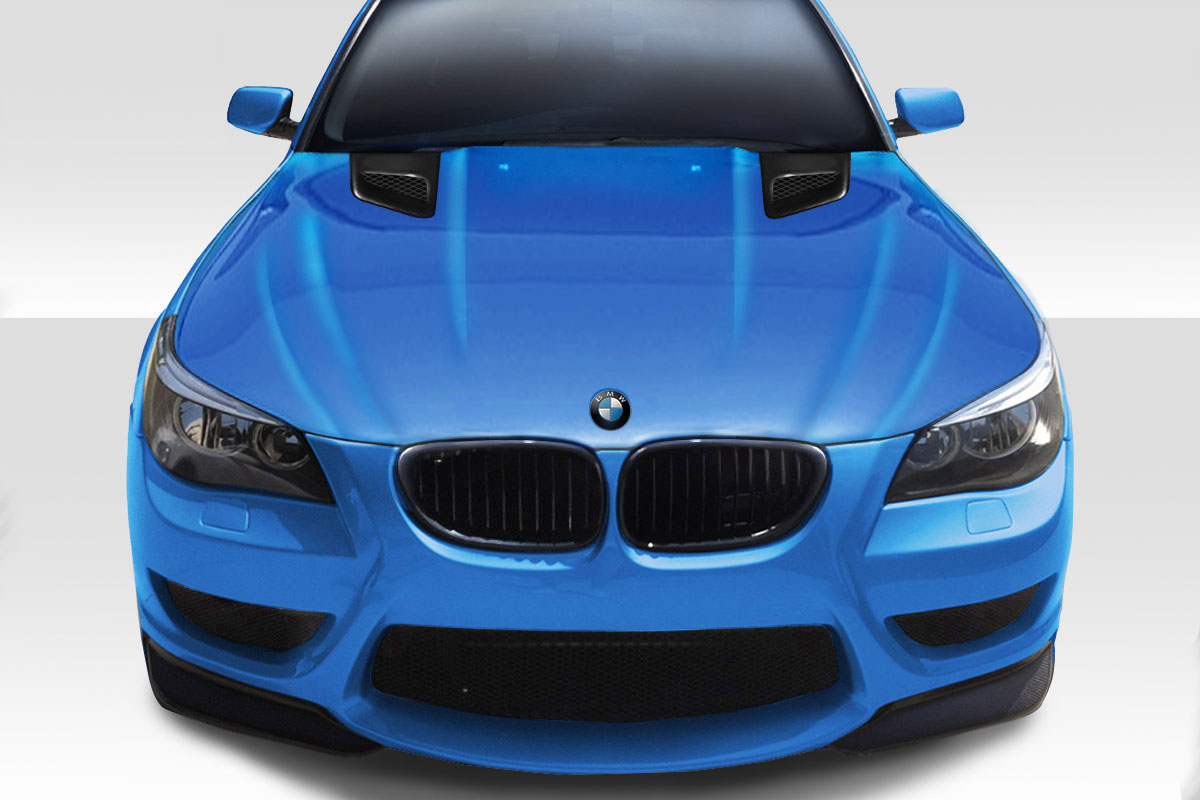 Hood Body Kit For 2008 BMW 5 Series 0