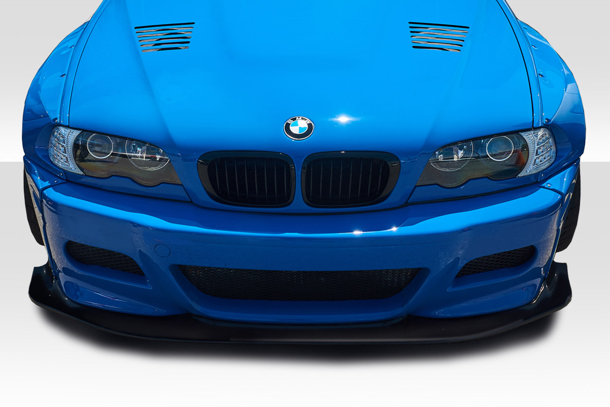 front lip add on body kit for 2002 bmw m3 2001 2006 bmw. Black Bedroom Furniture Sets. Home Design Ideas