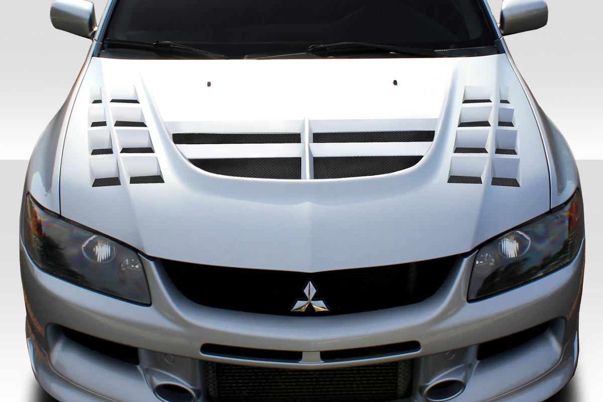 03-06 Mitsubishi Evolution VT-X Duraflex Kit- Hood!!! 113605 ...