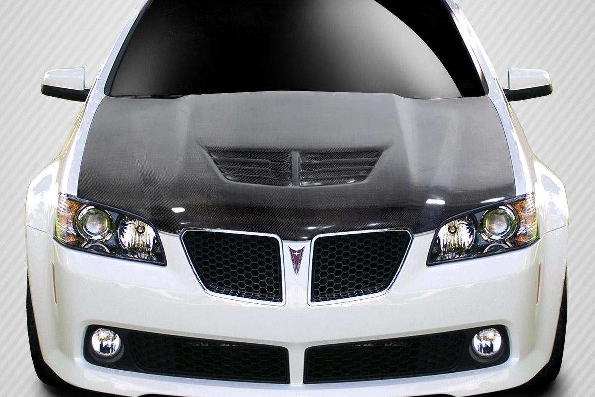 08 09 Pontiac G8 Stingray Z Carbon Fiber Creations Body Kit Hood 113646 Ebay