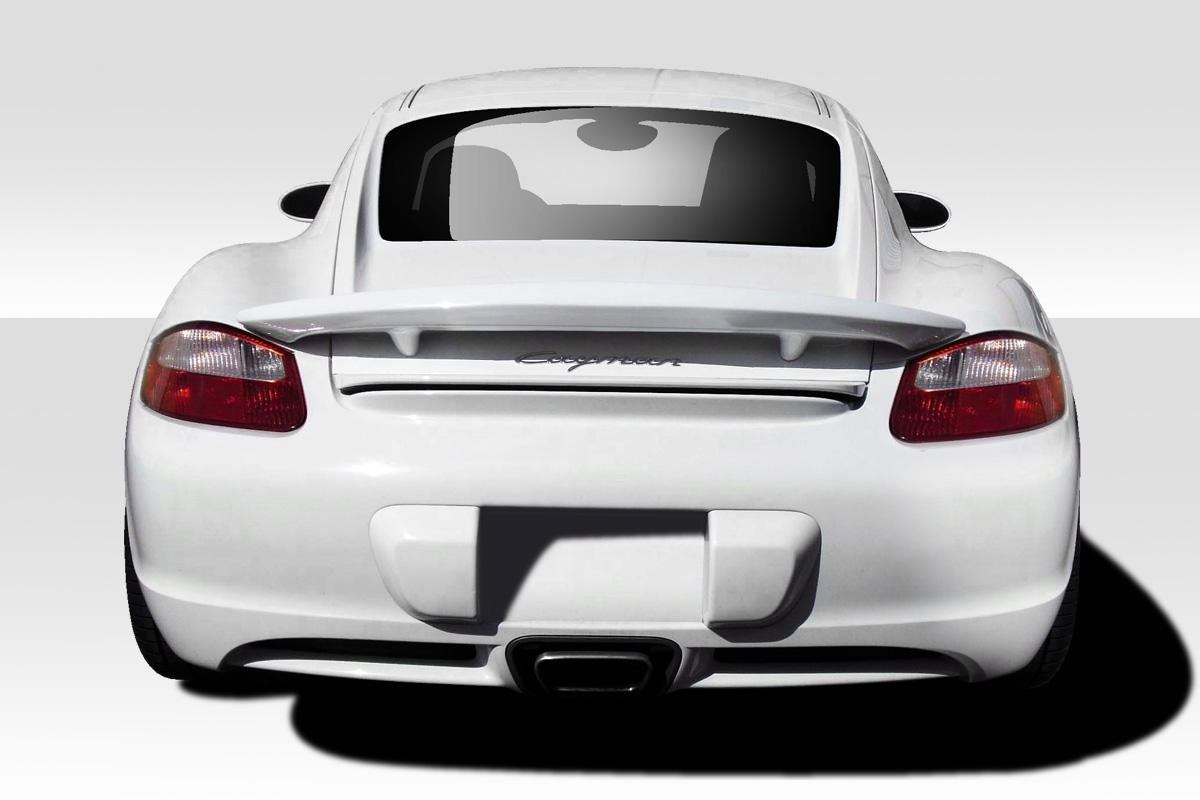 2009 Porsche Cayman Wing Spoiler Body Kit 2006 2010