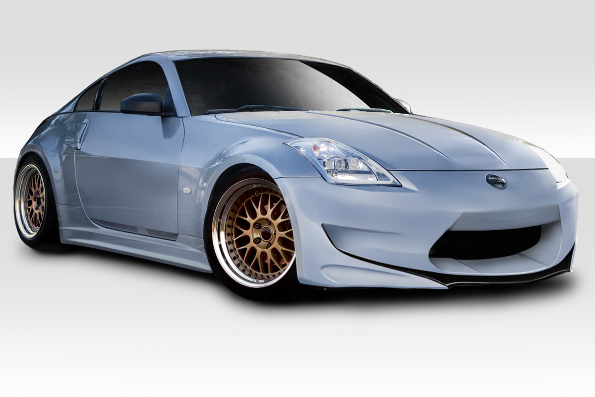 Welcome To Extreme Dimensions Item Group 2003 2008 Nissan 350z Z33 Couture Ams Gt Body Kit