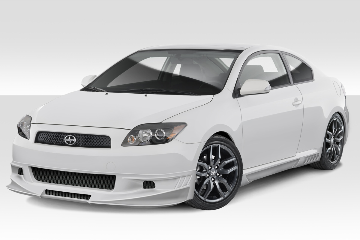 welcome to extreme dimensions    item group    2005-2010 scion tc duraflex racer body kit