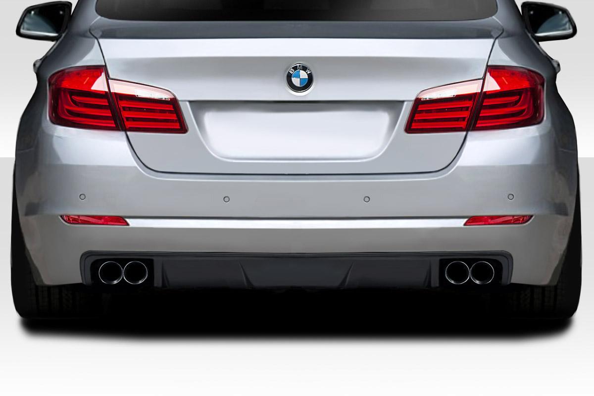 2011-2013 BMW 5 Series F10 4dr Duraflex 3G Rear Lip Spoiler
