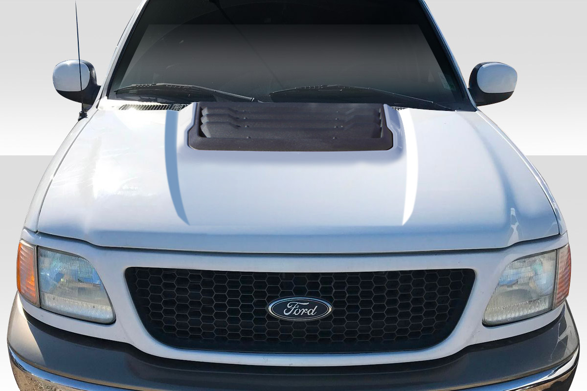 Fiberglass  Hood Body Kit For 2000 Ford F150 0