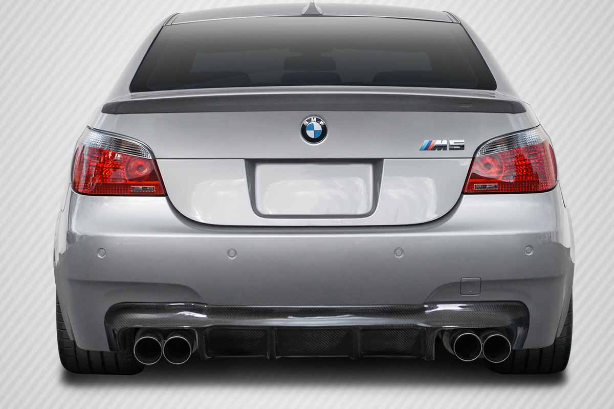 e60 m5 weight reduction