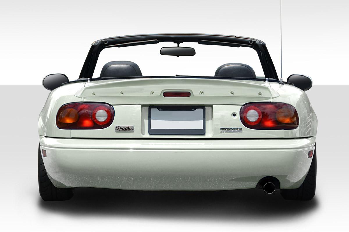 1990 Mazda Miata  Wing Spoiler Body Kit - 1990-1997 Mazda Miata Duraflex K Garage Wing Spoiler - 1 Piece