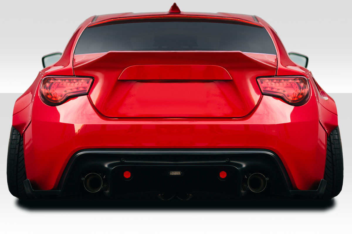Fiberglass Trunk Hatch Body Kit For 2016 Scion Frs 2013 2019