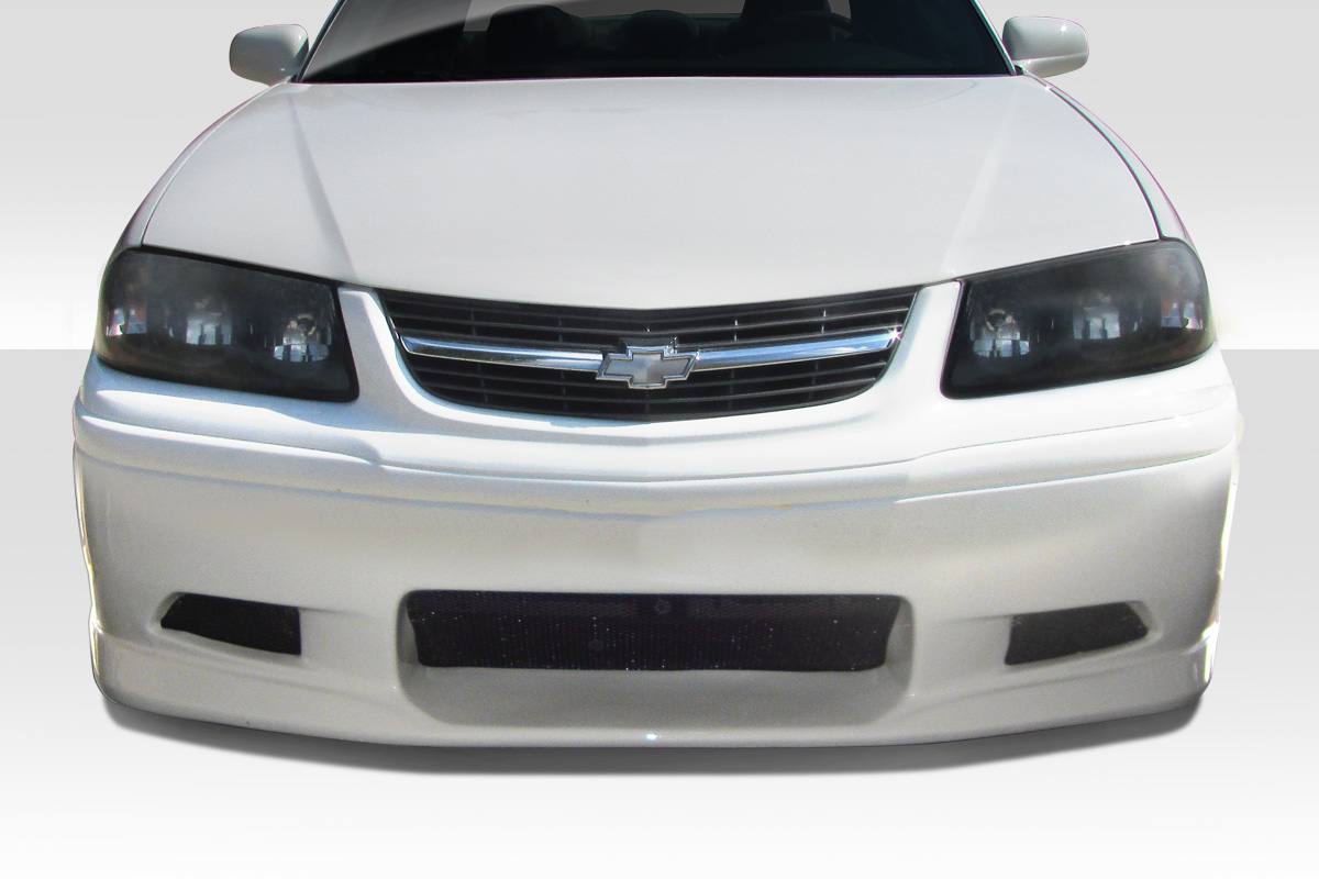 2000-2005 Chevy Impala Duraflex Champion Front Bumper