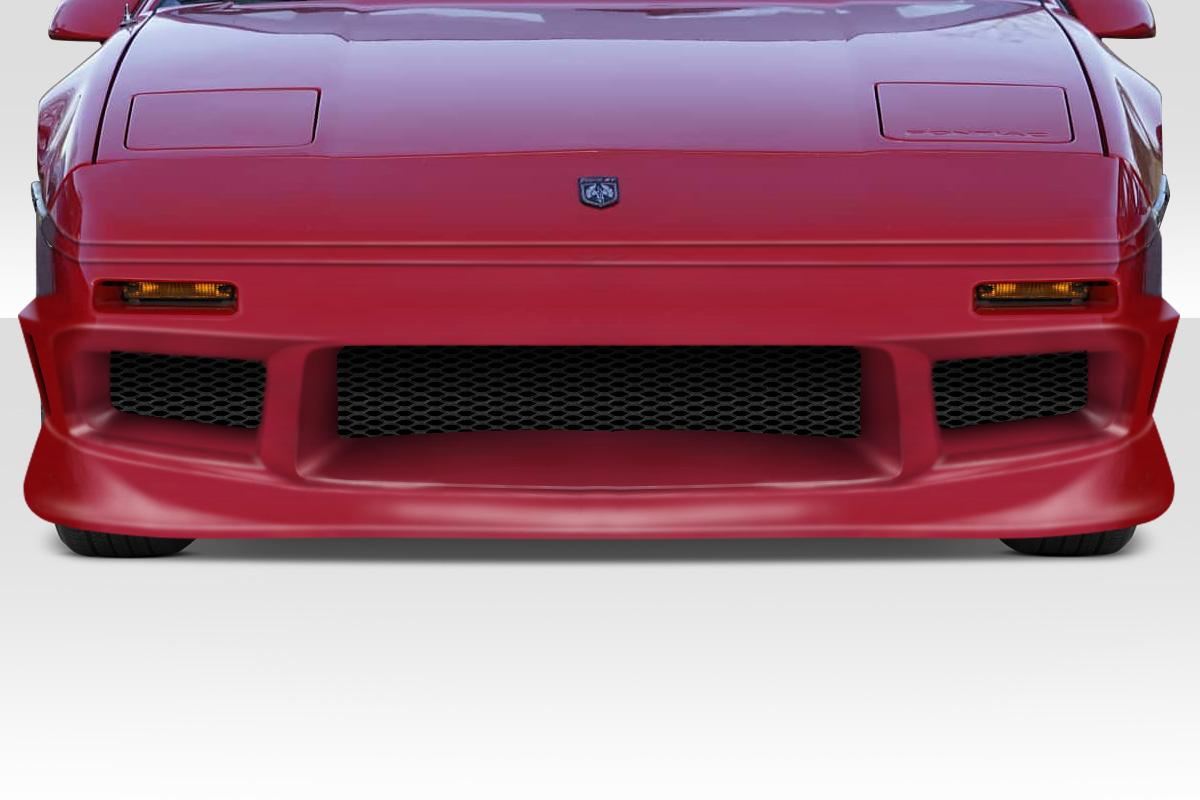 Buy Duraflex Gp 1 Front Bumper 1 Pc For Fiero Pontiac 84 88 Ed