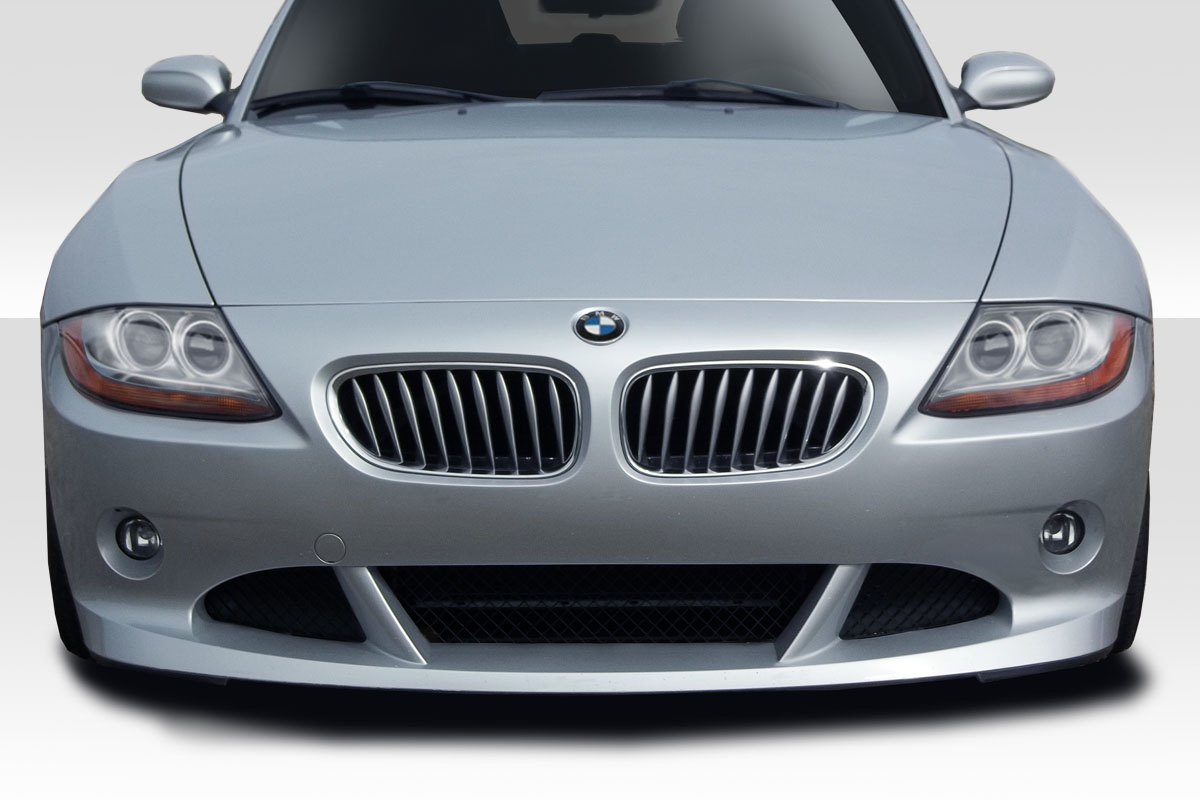 2008 BMW Z4 0 Front Bumper Body Kit - 2003-2008 BMW Z4 Duraflex Aero Look Front Bumper - 1 Piece