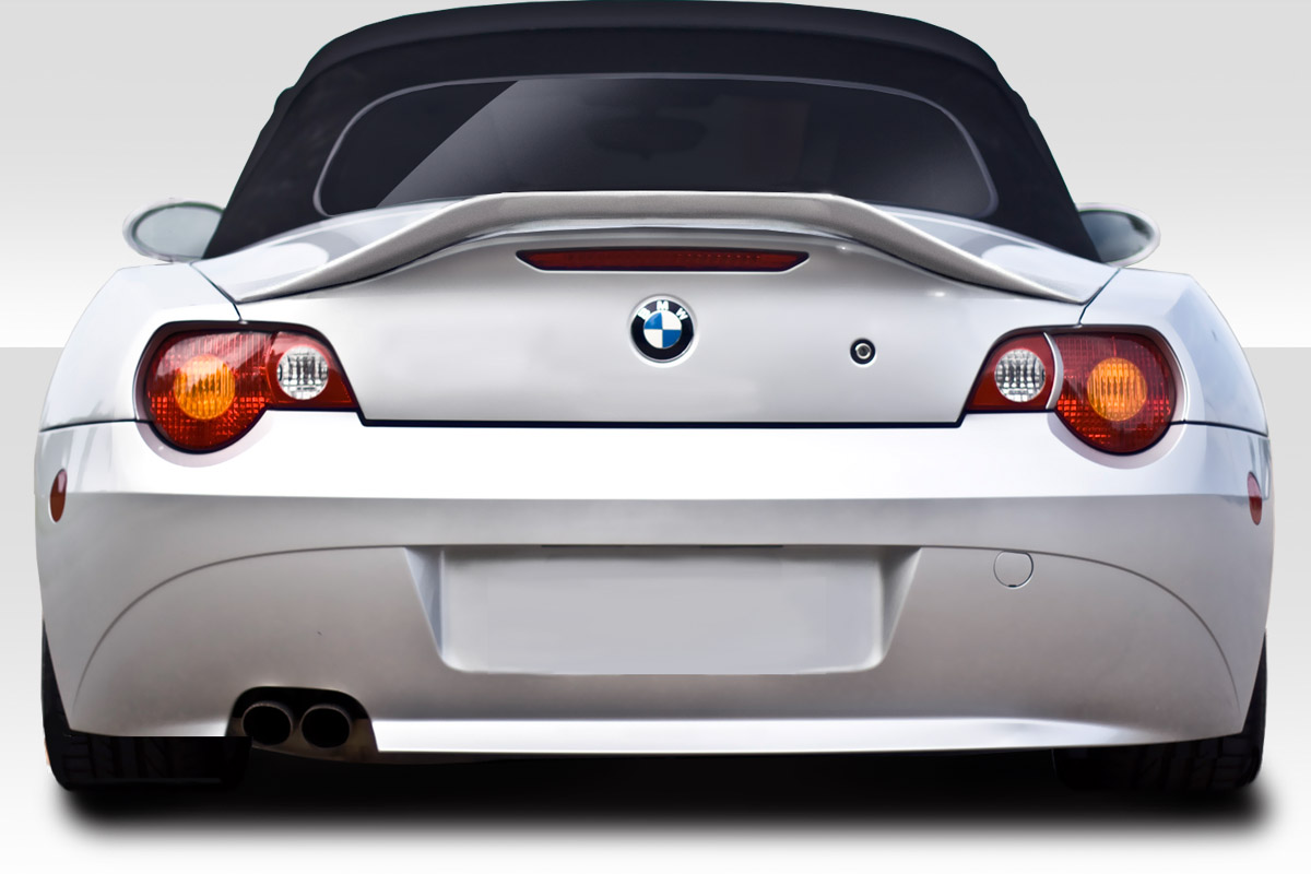 2003 BMW Z4  Wing Spoiler Body Kit - 2003-2008 BMW Z4 Duraflex Aero Look Wing Trunk Lid Spoiler - 1 Piece
