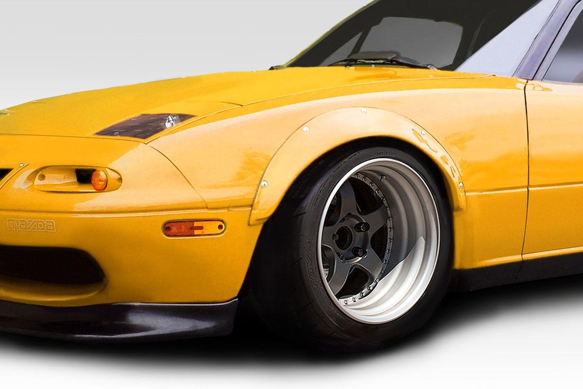 on 1990 Mazda Miata Dimensions
