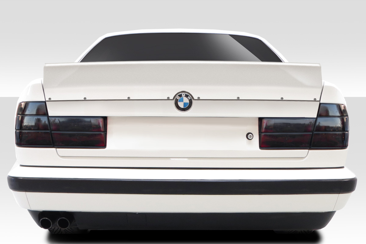 1990 BMW 5 Series 0 Wing Spoiler Body Kit - 1989-1995 BMW 5 Series E34 4DR Duraflex RBS Wing Trunk Lid Spoiler - 1 Piece
