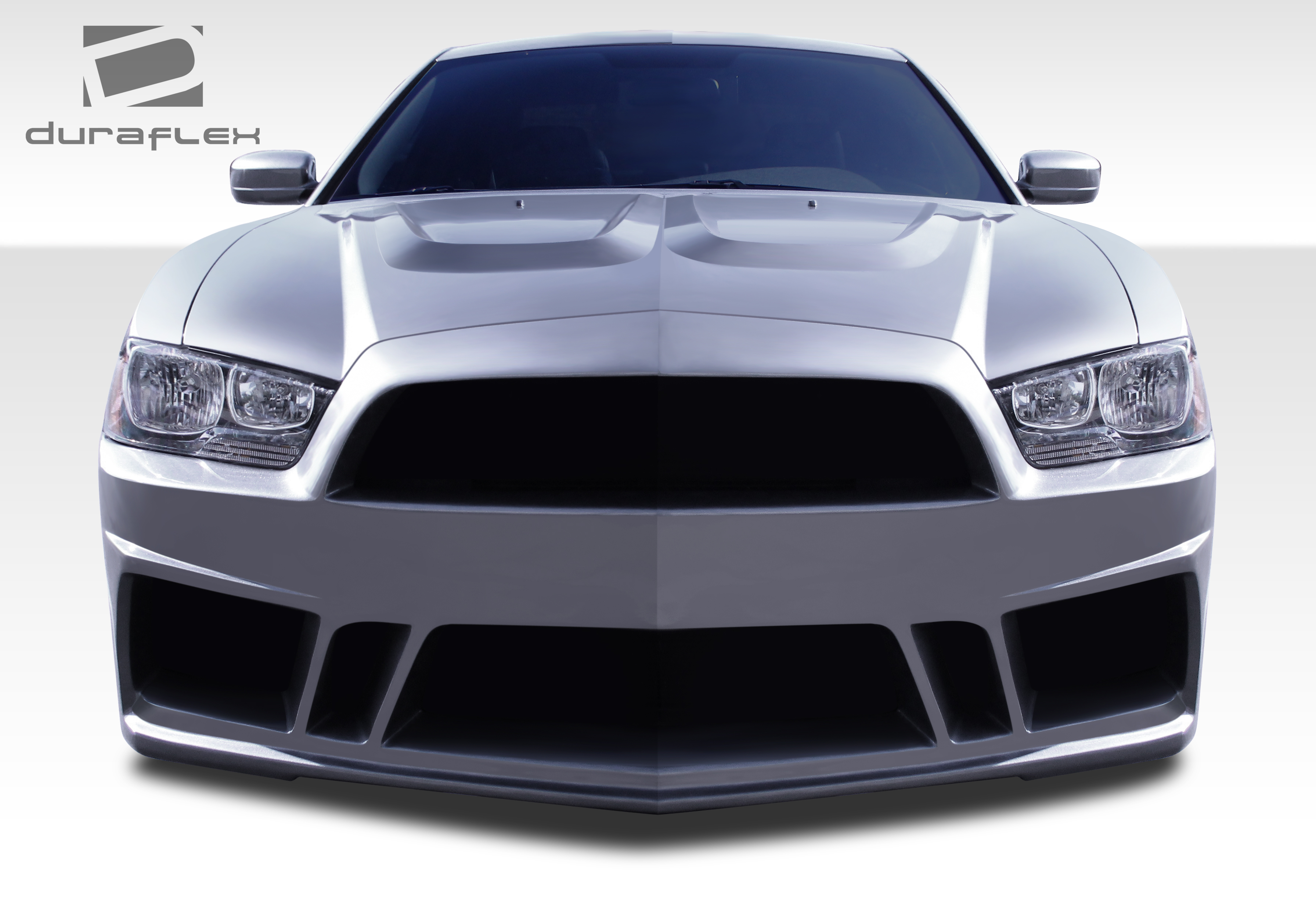 peep this extreme dimension body kit and hood for 2011. Black Bedroom Furniture Sets. Home Design Ideas