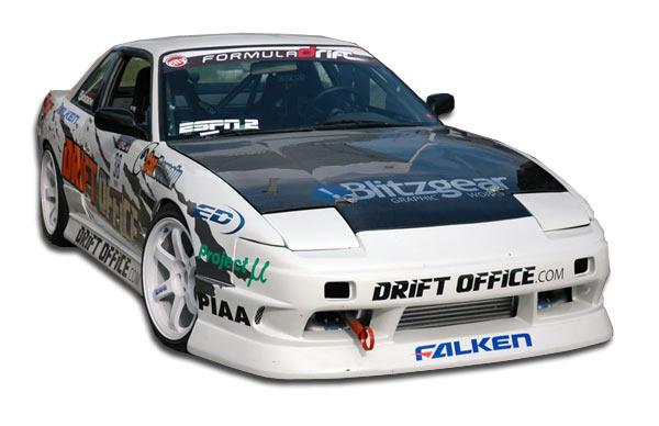 1989-1994 Nissan 240SX HB Duraflex B-Sport Body Kit - 4 Piece
