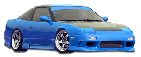 Polyurethane Front Bumper Bodykit for 1994 Nissan 240SX ALL - Nissan 240SX Polyurethane GP-1 Front Bumper Cover - 1 Piece