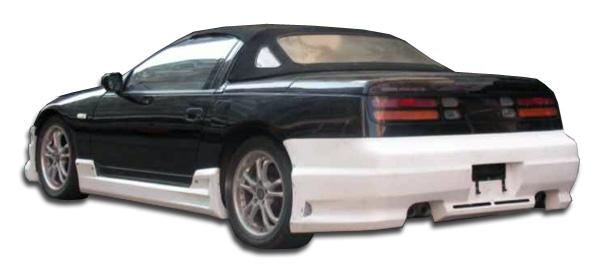 2 Piece Vaero Duraflex Replacement for 1990-1996 Nissan 300ZX Z32 2DR Bomber Side Skirts Rocker Panels