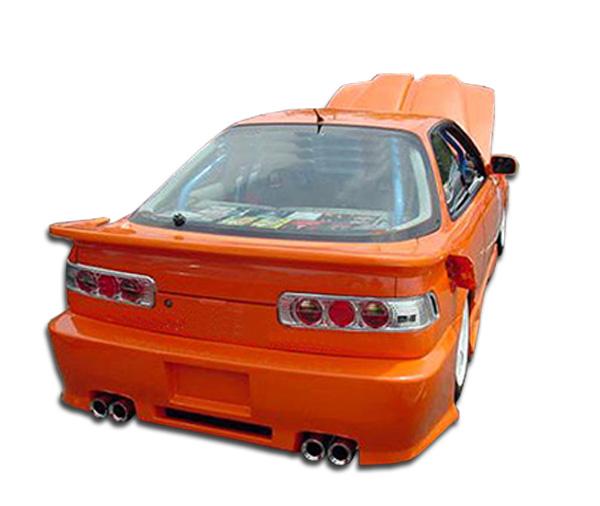 1992 Acura Integra 4DR Fiberglass Rear Bumper Body Kit
