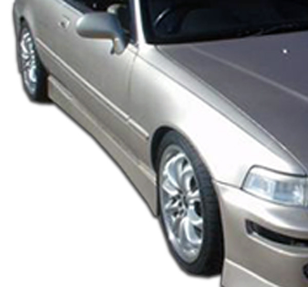 91-95 Acura Legend 2DR Mag Overstock Side Skirts Body Kit