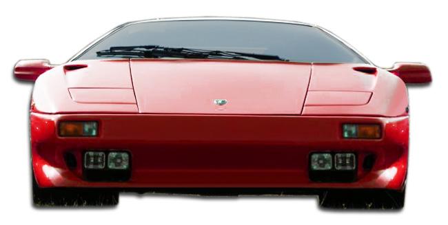 Fiberglass Front Bumper Bodykit For 1993 Lamborghini Diablo All