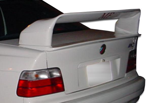 92 98 bmw 3 series m3 e36 4dr duraflex dtm look wing trunk. Black Bedroom Furniture Sets. Home Design Ideas