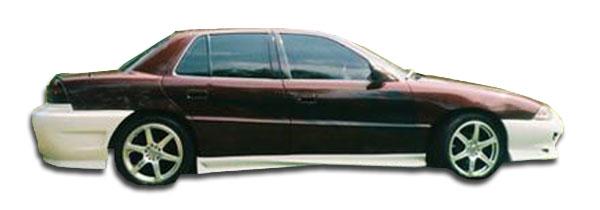 Image Is Loading 92 98 Pontiac Grand Am 4DR Vader Overstock