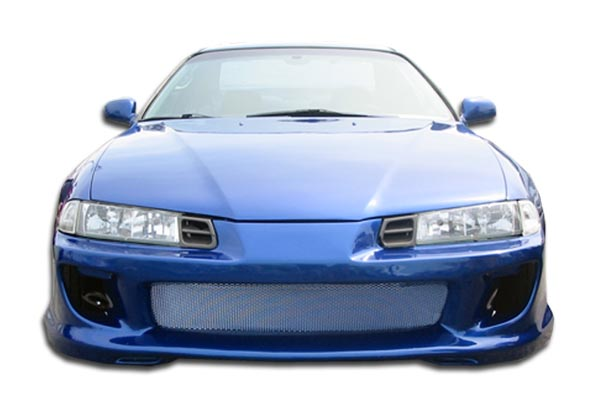 1992 1996 Honda Prelude Duraflex Kombat Front Bumper Cover