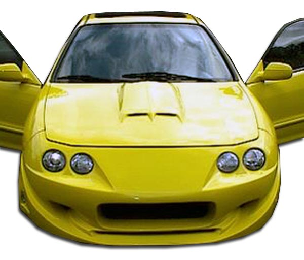 98 01 Acura Integra Millenium Overstock Front Wide Body Kit Bumper 105518