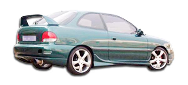 Image Is Loading 95 99 Fits Hyundai Accent HB EVO Overstock