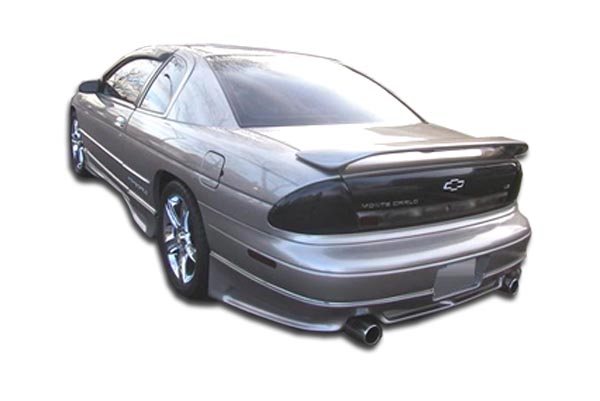 95 99 chevrolet monte carlo racer overstock rear bumper lip body kit 103261. Black Bedroom Furniture Sets. Home Design Ideas