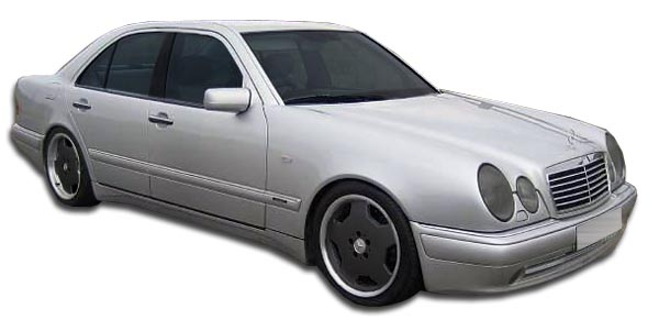 96 99 mercedes e class amg duraflex full body kit for 96 mercedes benz