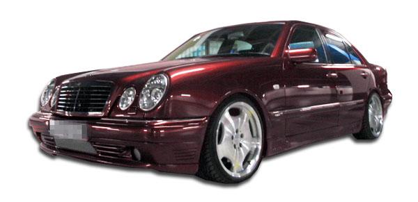 1996-1999 Mercedes E Class W210 Duraflex LR-S Body Kit - 4 Piece