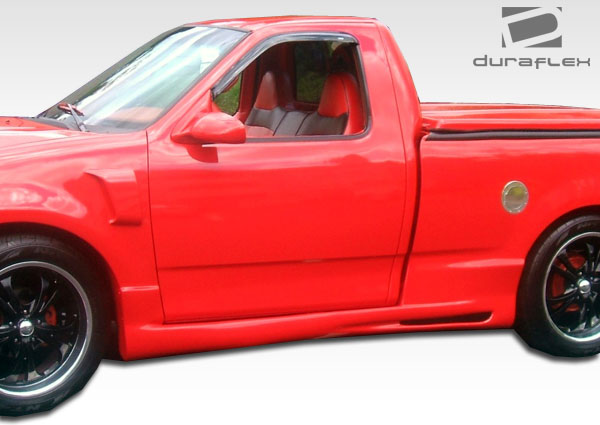 For 97-03 Ford F150 2DR Stepside Extended Cab Duraflex ...