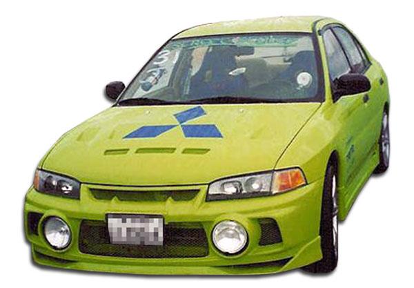 Fiberglass+ Front Bumper Body