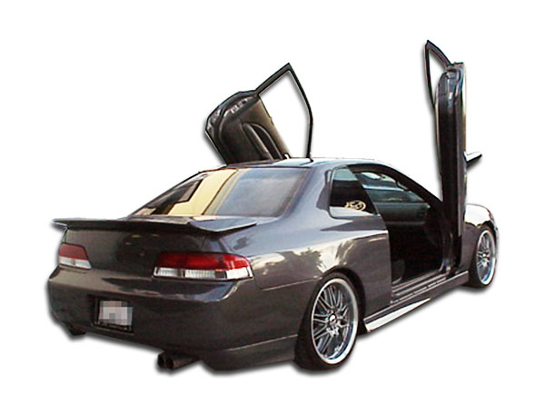 welcome to extreme dimensions inventory item 1997 2001 honda prelude duraflex type m rear. Black Bedroom Furniture Sets. Home Design Ideas