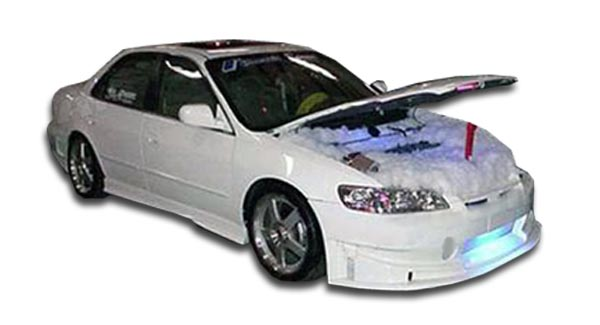 1999    Honda       Accord    4DR Kit Body Kit  19982002    Honda       Accord    4DR Duraflex Buddy Body Kit  4