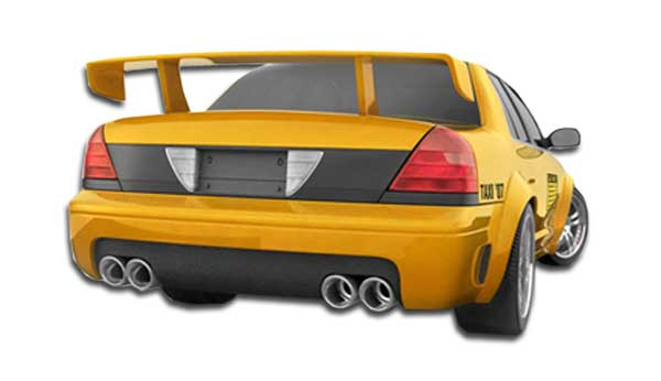 crown victoria ford rear bumper body kit gt 2007 concept duraflex 1998 1pc extremedimensions vehicle browse catalog