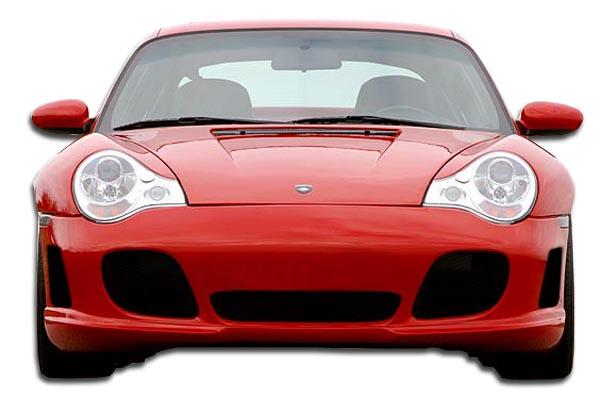 02 04 porsche 996 g sport overstock front body kit bumper. Black Bedroom Furniture Sets. Home Design Ideas